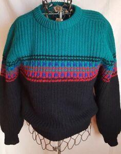 Details about Gap Wool Womens Medium Vintage 80s Preppy Prep College  Sweater Hong Kong EUC