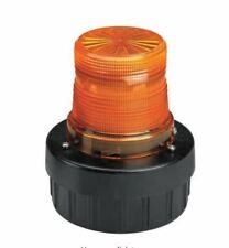 Federal Signal Warning Light Led Amber 120vac 5wf81