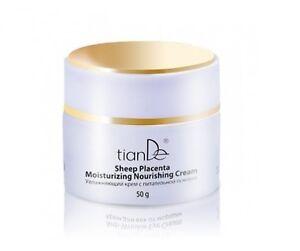 Tiande-Sheep-Placenta-Moisturizing-Nourishing-Cream-for-face-50-g