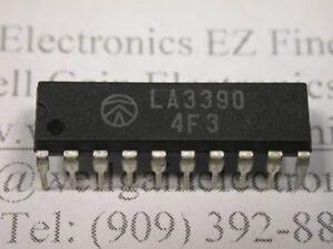 SANYO-LA3390-DIP-20-PLL-FM-MPX-Demodulator-with-Post