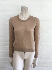 Vanessa Bruno Athé Fall 2016 wool knit long sleeve sweater jumper Size 1 S Small