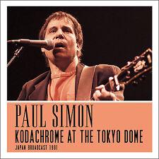 PAUL SIMON New Sealed 2017 UNRELEASED 1991 LIVE JAPAN CONCERT CD