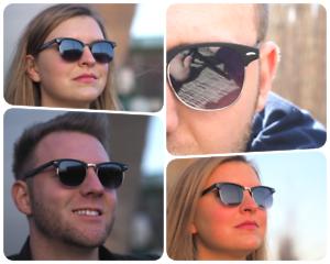 Calecon-Hommes-Retro-Lunettes-de-soleil-MASTER-Unisexe-Club-Sunglasses-Classique-80er-Rock-Ray
