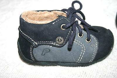 Schuhe für die Kleinsten Gr. 18 Modell: Dashy dunkelblau / seeblau Top Zustand