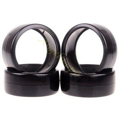RC 1/10 On-Road Car HPI HSP RedCat T-DRIFT SLICK Black DRIFT Tyres Tires 6015