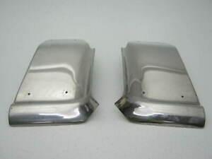Honda GL1500I GL 1500 Goldwing #B211 Chrome Saddle Bag Covers / Guards