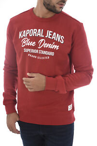 KAPORAL-SWEATS-FUOL-ROUGE-HOMME