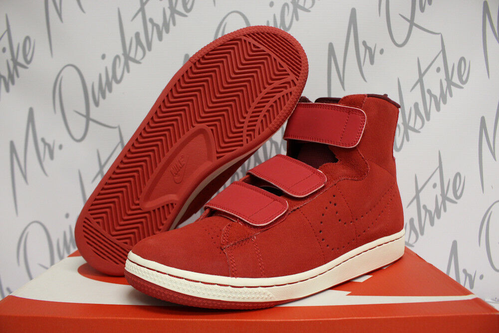 NIKE TZ 85 SZ 11.5 GAME RED TEAM RED SAIL 749628 600