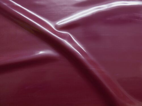 Latex Rubber 0.33mm Thick 92cm Wide Plum