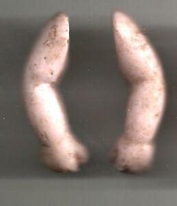 100% De Qualité Ancien Poupée Bras Thuringe Allemagne 1.5~40 Mm Xj5 Douceur AgréAble