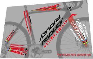 Decal Set CERVELO S5 2012 Frame Sticker