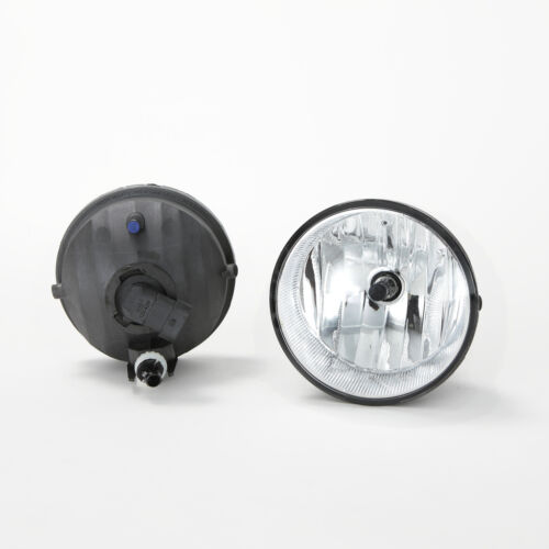 For 2005-2011 Toyota Tacoma Clear Lens Fog Lights Kit w//Switch Wiring Left Right