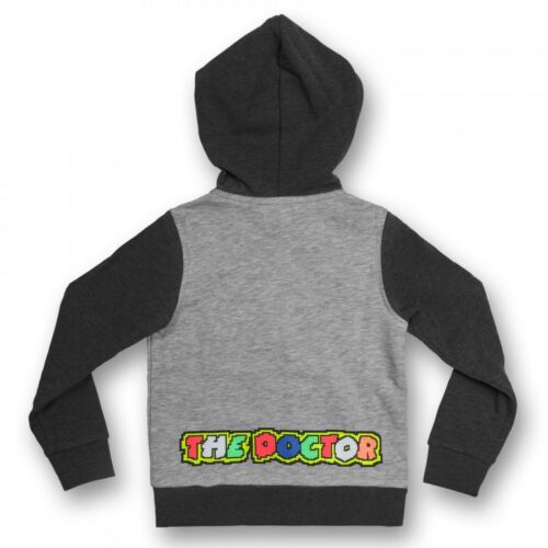 New Official Valentino Rossi VR46 Kids Hoodie VRKFL 206805