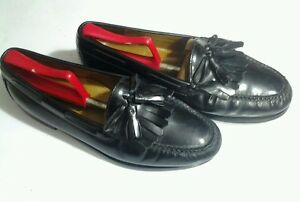 e8727e7732d Cole Haan C02691 Pinch Shawl Bow II Kiltie Tassel Dress Loafers ...