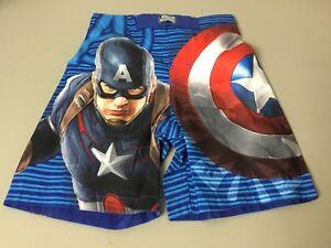Pantaloncini Avengers da 686z Marvel bagno di Ultron Boy Age taglia Of Nwot piccola CZCqAtnT