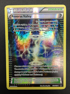 110//122 x4 Reverse Valley Uncommon Pokemon XY Breakpoint M//NM English