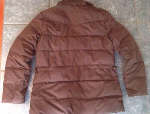 100 Ralph moyen pour Lauren polyester brun femmes Manteau veste x0P4wpZp