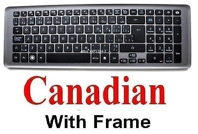 Keyboard for Acer Aspire 5734 5734Z Gateway NV51 NV5103h NV5105u MP-08G66CU-6983