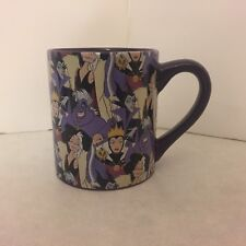 Disney Villains Cup Water Bottle Nw Plastic Bpa Maleficent
