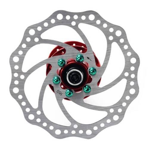 12PCS MTB Bike 10B21 Steel Disc Brake Rotor Torx T25 Bolts M5 x 10mm Screw Nut