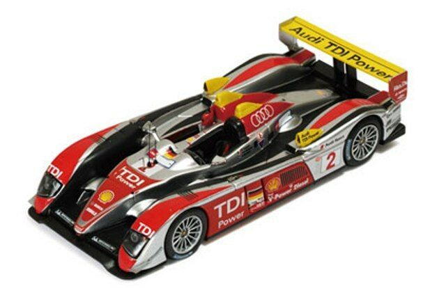 IXO LM2005 LM2006 LM2007 LM2008 LM2010 LM2010 LM2010 AUDI model cars Win Le Mans 2005 -10 1 43 780158