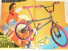 1987 AND 1988 Schwinn PREDATOR freestyle BMX vintage CATALOG YO
