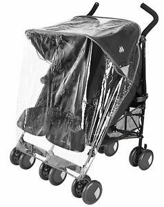 Protector contra la lluvia compatible con Mamas y Papas Armadillo Pushchair//doblez fácil