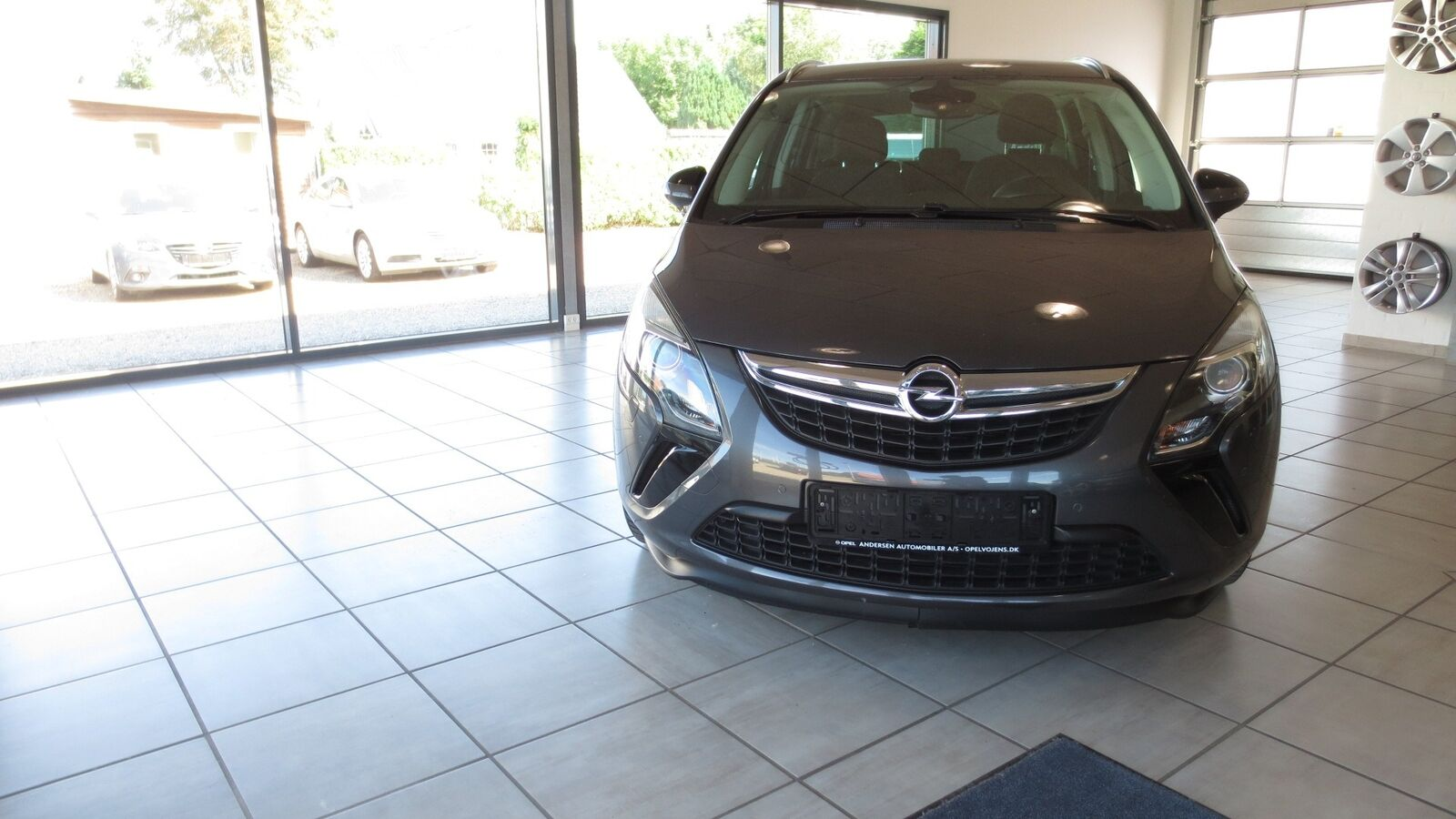 Opel Zafira Tourer 2,0 CDTi 165 Enjoy eco 5d