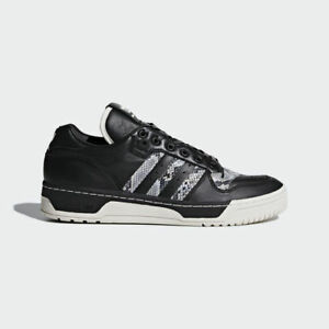 Adidas-Originals-x-United-Arrows-Japan-UAS-Rivalry-Lo-Black-Snake-Men-New-B37112