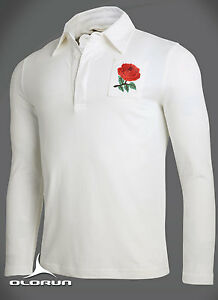 Olorun Authentic Rugby Classic Vintage England Shirt (S-4XL)