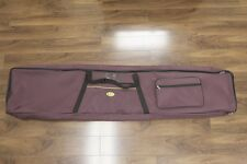 """Guzheng Protective Soft Carring Case Travel Bag  with 1"""" Thick padding"""