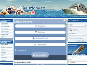 Luxuskreuzfahrten-buchen.de  & Luxuskreuzfahrt-buchen.de  - Affiliate-Projekte