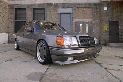 Mercedes-Benz : E-Class AMG Hammer