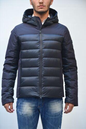 Giubbotto 2018 € Hetrego Куртка 40 Ai Uomo 00 380 Dustin Blu Jacket FPqZawrFW1