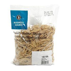 Rubber-Bands-Business-Source-Size-18-3-034-L-x-62-5-mil-W-1-lb-15735