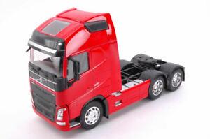 Modelos-De-Caminhao-Escala-1-3-2-Welly-Volvo-Fh-3-eixos-Caminhao-em-Metal-Fundido-modellcar-camiao