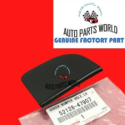 2012-2015 TOYOTA PRIUS Front Bumper Grille Tow Eye Cap Right OEM 52127-47908