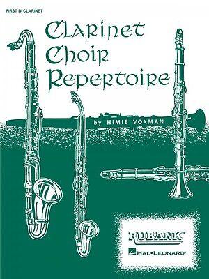 And Children Women Clarinet Choir Repertoire 2nd Clarinet Part Ensemble Collection New 004473980 Suitable For Men