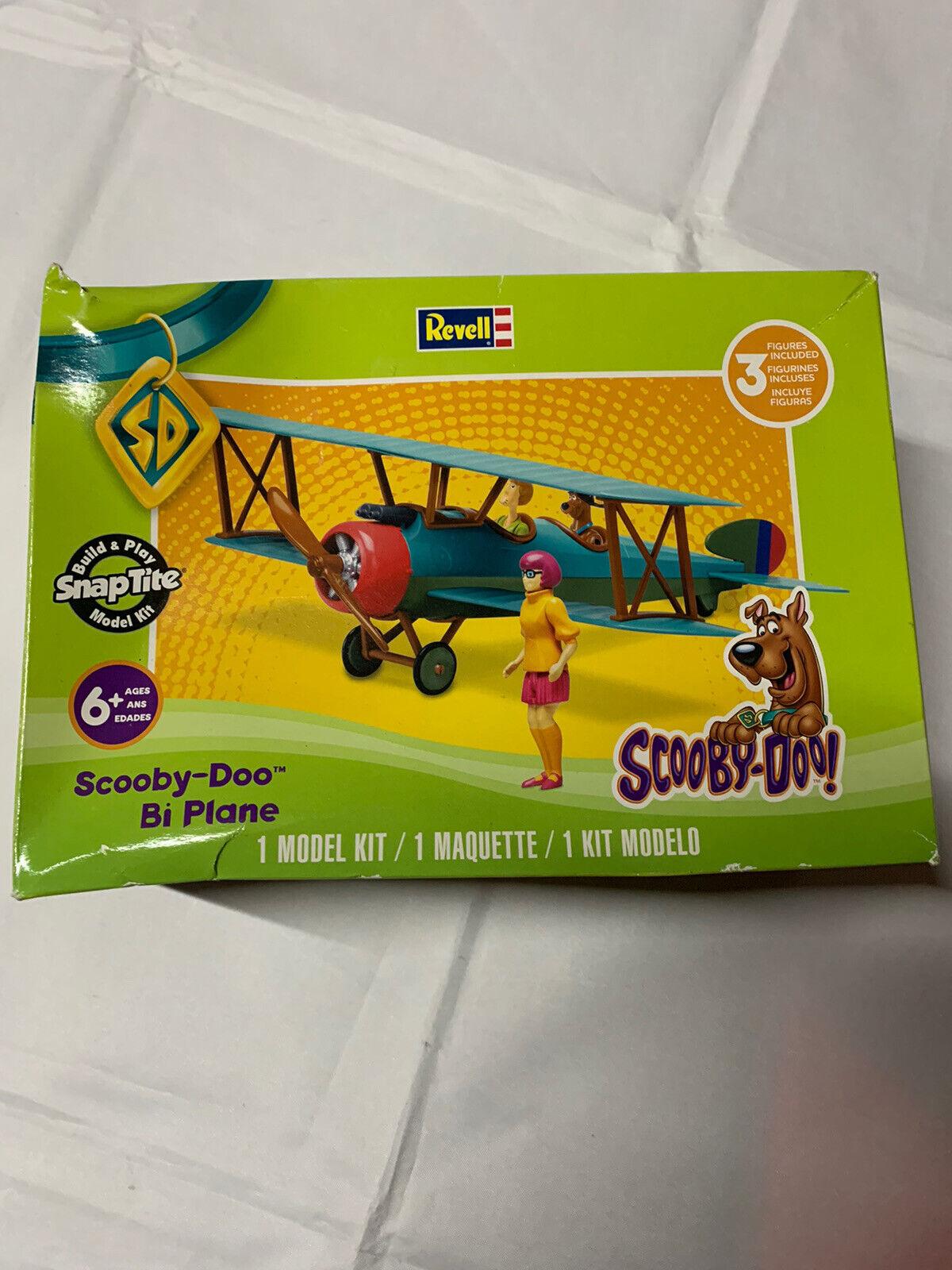 Scooby Doo Bi Plane Snap Kit Revell 1995 Neu 2017
