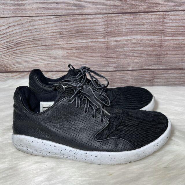 Size 9 - Jordan Eclipse Black White 2016