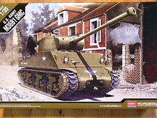 Academy 1:35 M36B1 GMC U.S. Army Tank Model Kit