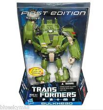 Transformers Harbro Prime First Edition Bulkhead Figure