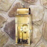 Irvin's Tinware Queen Arch Lantern - Primitive Country Outdoor Lighting -