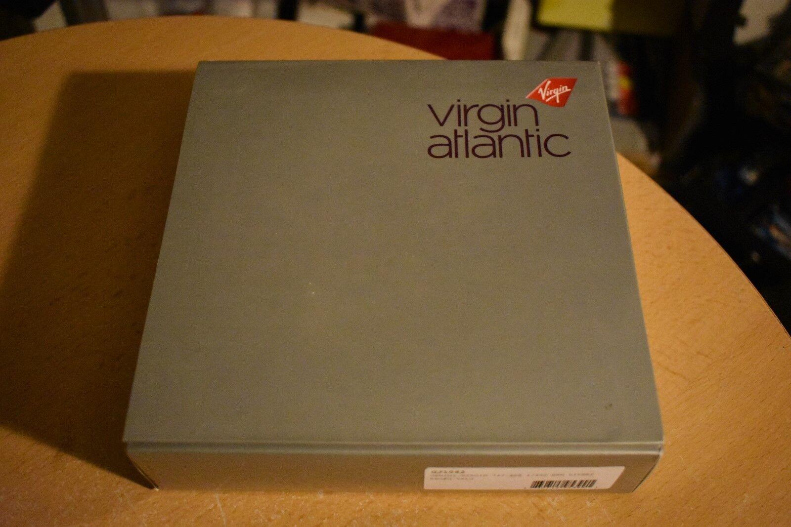 preferente Gemini Jets 1 400 Virgin Virgin Virgin Atlantic Airlines 747-400 nuevo librea Nuevo En Caja  servicio considerado