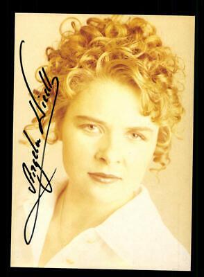 Musik Angela Wiedl Autogrammkarte Original Signiert ## Bc 146919 Modern Und Elegant In Mode
