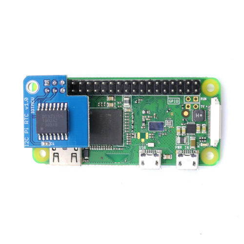 DS3231 I2C Pi RTC Real Time Clock Module 3.3V for Linux Raspberry Pi 2 3 Zero A+