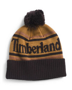 5597eaf6c Details about NWT TIMBERLAND Pom Beanie/Watch Cap Beanie One Size Choose