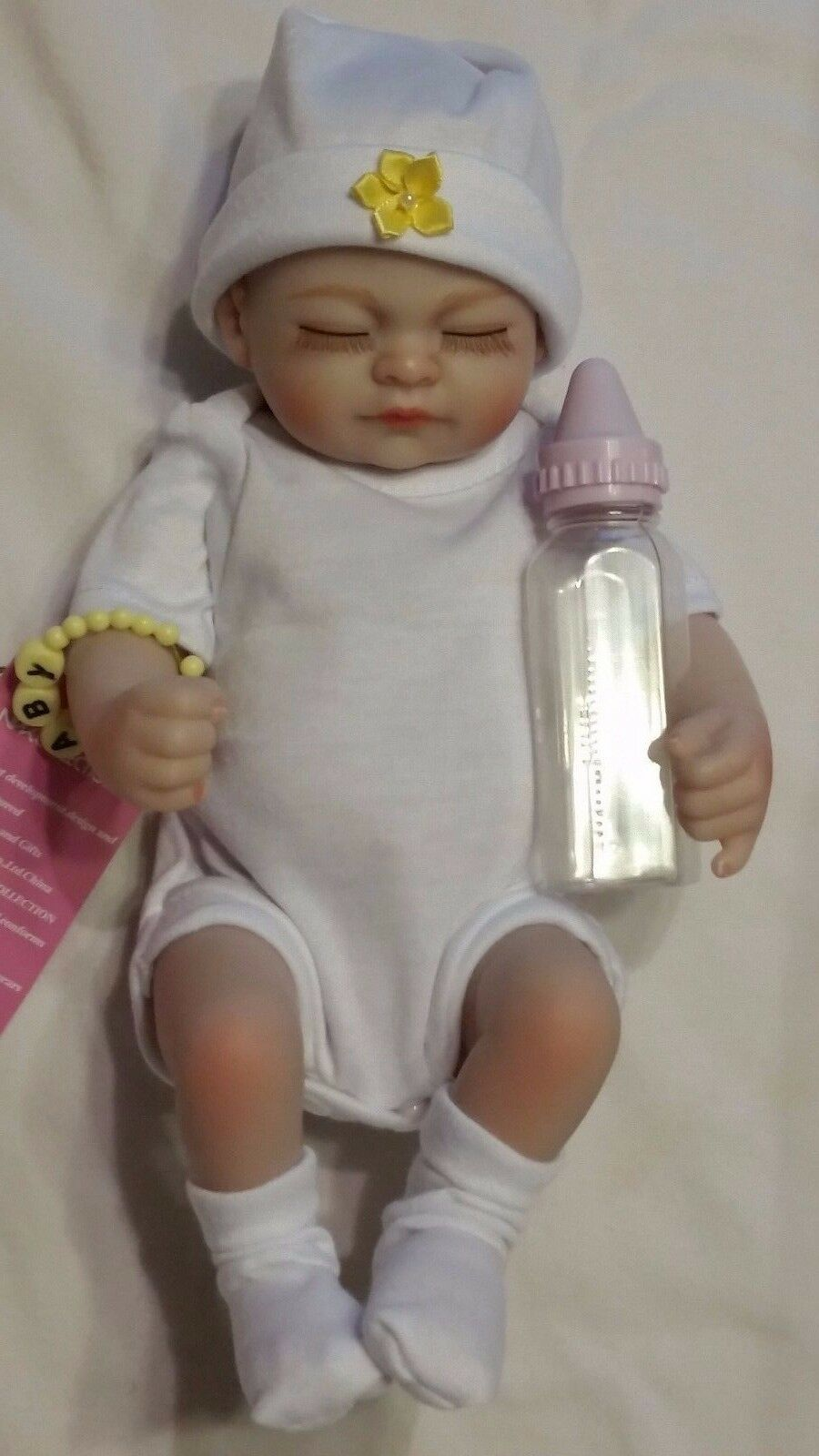 Adorable Sleeping Newborn Doll with Accessories Brand New with Box