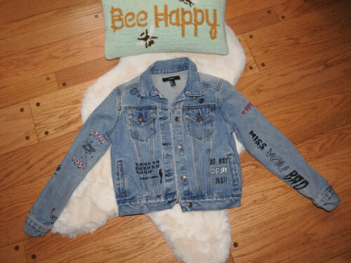 Forever 21 Jean Jacket Small