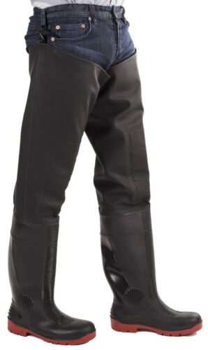 Rhone Coscia Amblers Wader As1001tw rosso Nero Uomo Varie Safety Da Misure qwStvZH